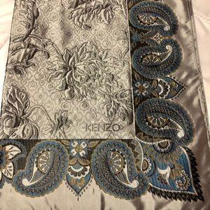 Authentic Kenzo shawl